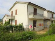 Immagine n1 - Building under construction composed of two buildings and land - Asta 7540
