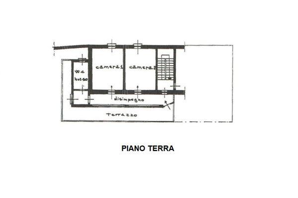 Immagine n3 - Planimetria - Subalterno 9 - Asta 7542