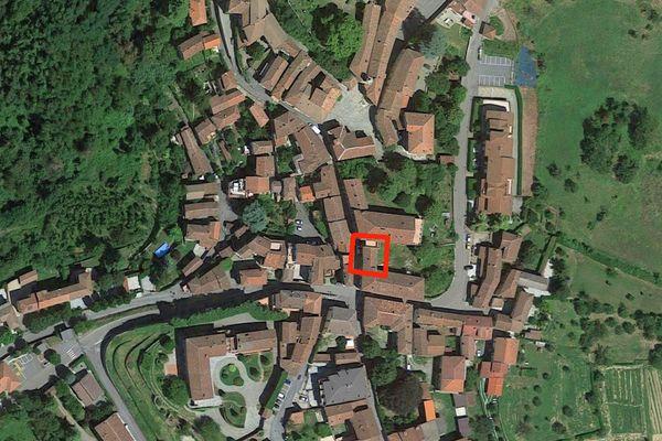 Immagine n0 - Planimetria - Vista aerea - Asta 7545