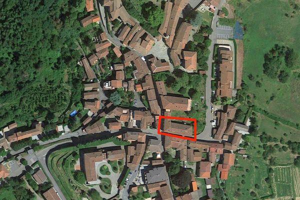 Immagine n0 - Planimetria - Vista aerea - Asta 7548