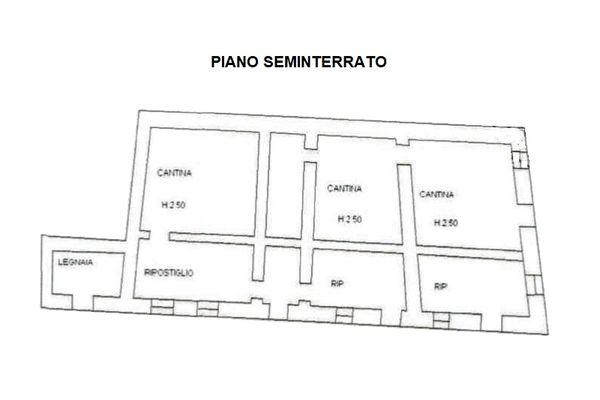 Immagine n1 - Planimetria - Subalterno 1 - Asta 7548