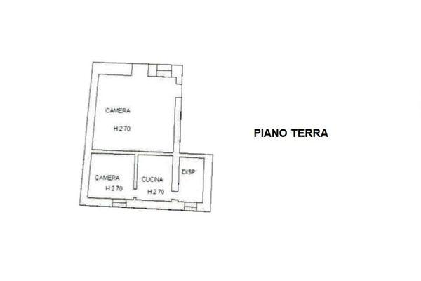 Immagine n2 - Planimetria - Subalterno 4 - Asta 7548