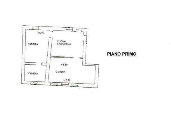 Immagine n4 - Planimetria - Subalterno 9 - Asta 7548
