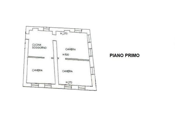 Immagine n5 - Planimetria - Subalterno 10 - Asta 7548