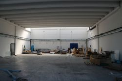 Portion of warehouse of     square meters - Lot 7556 (Auction 7556)