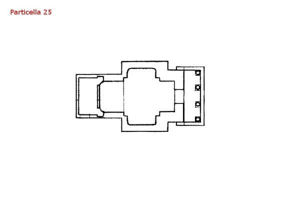 Immagine n0 - Planimetria - Piano terra - Chiesa - Asta 7559