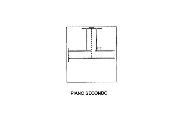 Immagine n3 - Planimetria - Piano secondo - Asta 7566