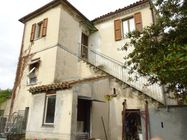 Immagine n0 - Detached house with warehouse and agricultural land - Asta 7566