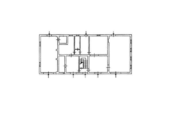 Immagine n1 - Planimetria - Piano terra - Asta 7577