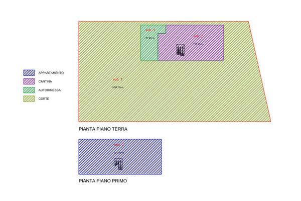 Immagine n3 - Planimetria - Elaborato planimetrico - Asta 7577