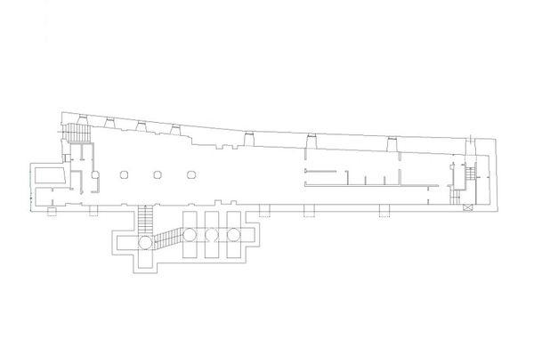 Immagine n1 - Planimetria - Piano seminterrato - Asta 7578