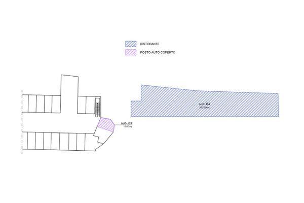 Immagine n3 - Planimetria - Elaborato planimetrico - Asta 7578