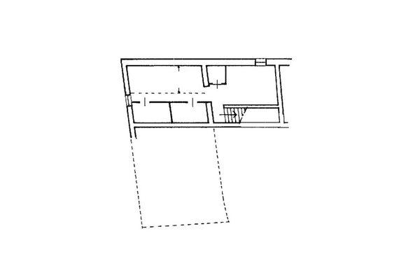 Immagine n4 - Planimetria - Piano interrato - Asta 7582
