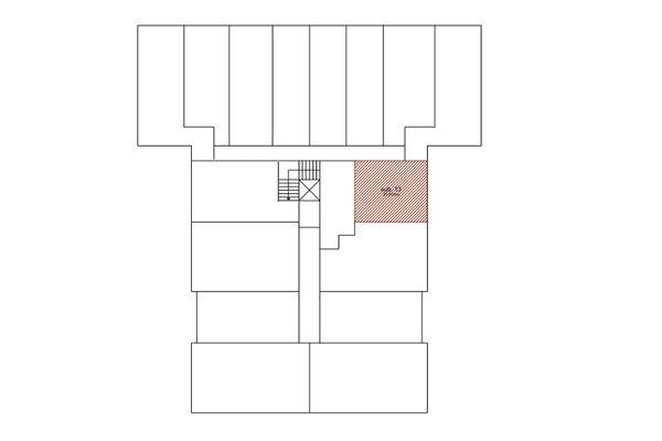 Immagine n1 - Planimetria - Piano interrato - Asta 7590