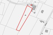 Immagine n9 - Portion of ruins with 5,400 sqm of agricultural land - Asta 7601