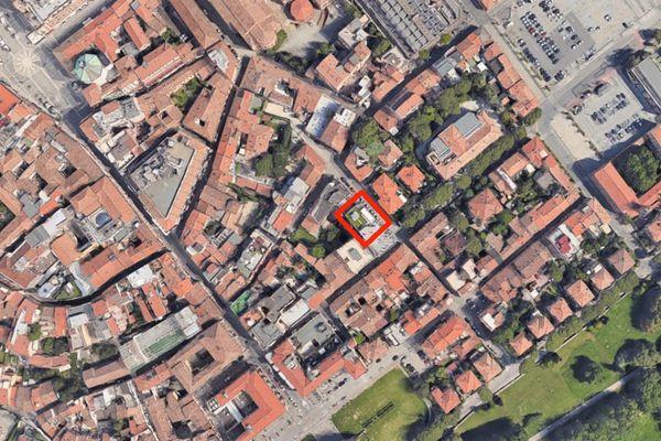 Immagine n0 - Planimetry - Aerial view - Asta 7603
