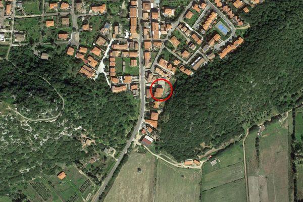 Immagine n0 - Planimetria - Vista aerea - Asta 7620