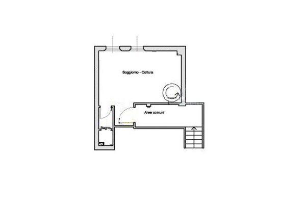 Immagine n0 - Planimetria - Piano Primo - Asta 7665