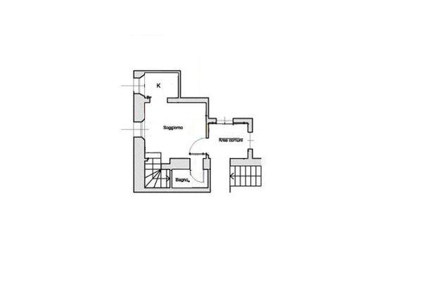 Immagine n0 - Planimetria - Piano Primo - Asta 7666