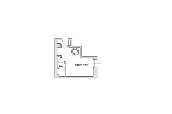 Immagine n0 - Planimetria - Piano Primo - Asta 7667