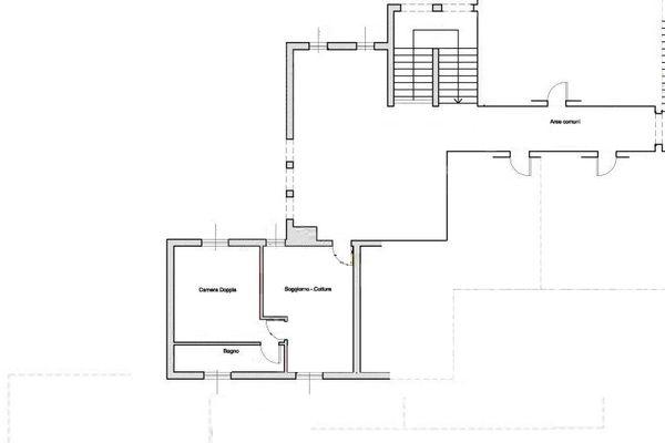 Immagine n0 - Planimetria - Piano Primo - Asta 7673