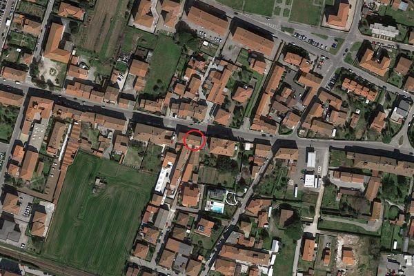Immagine n0 - Planimetria - Vista aerea - Asta 7684