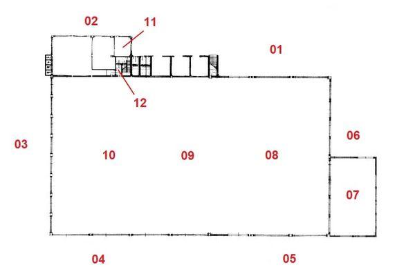 Immagine n0 - Planimetria - Piano terra - Asta 7688