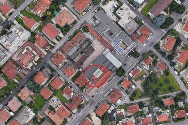 Immagine n0 - Planimetria - Vista aerea - Asta 7695