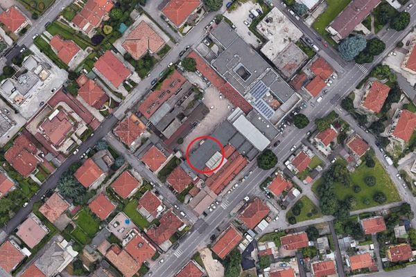 Immagine n0 - Planimetria - Vista aerea - Asta 7696