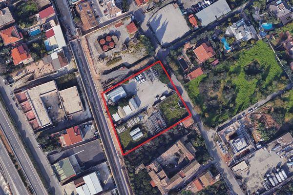 Immagine n0 - Planimetria - Vista aerea - Asta 7706
