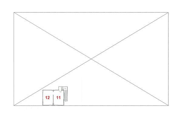 Immagine n2 - Planimetria - Piano primo - Asta 7711