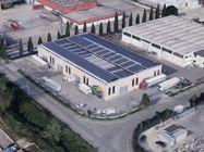 Immagine n0 - Capannone con uffici, corte e impianti fotovoltaici - Asta 7711