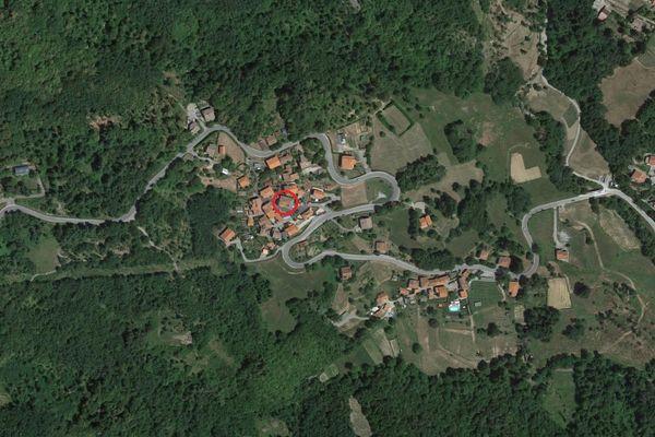 Immagine n0 - Planimetria - Vista aerea - Asta 7717