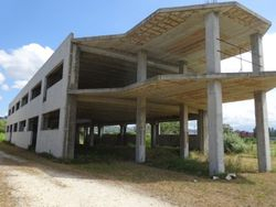 Warehouse for commercial activities  under construction  - Lot 7724 (Auction 7724)