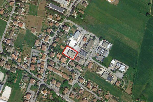 Immagine n0 - Planimetria - Vista aerea - Asta 7729