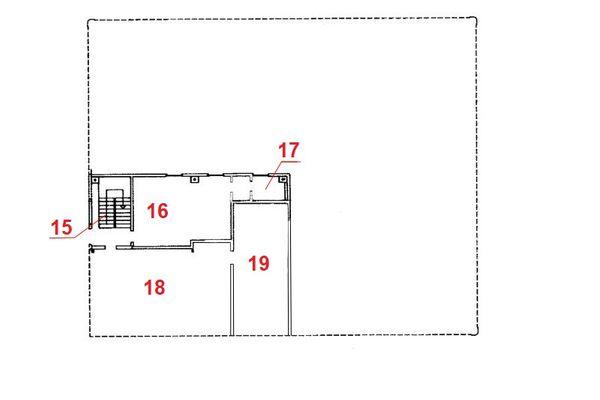 Immagine n2 - Planimetria - Piano primo - Asta 7729