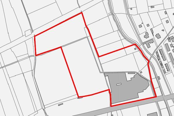Immagine n1 - Planimetria - Estratto di mappa - Asta 7731