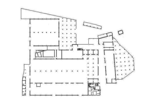 Immagine n2 - Planimetria - Piano terra - Asta 7731