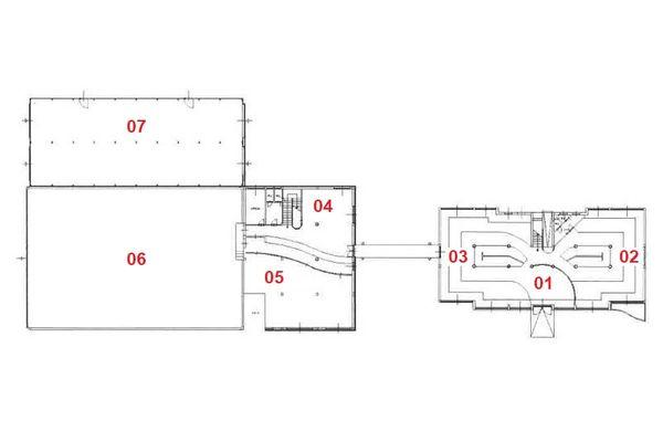 Immagine n0 - Planimetry - Ground floor - Asta 7746