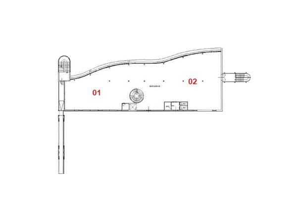 Immagine n0 - Planimetria - Primer piso - Asta 7747