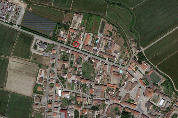 Immagine n0 - Planimetria - Vista aerea - Asta 7755