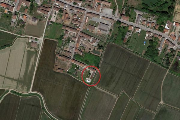 Immagine n0 - Planimetry - Aerial view - Asta 7756