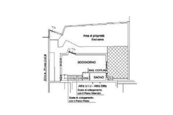 Immagine n0 - Planimetry - Ground floor - Asta 7759