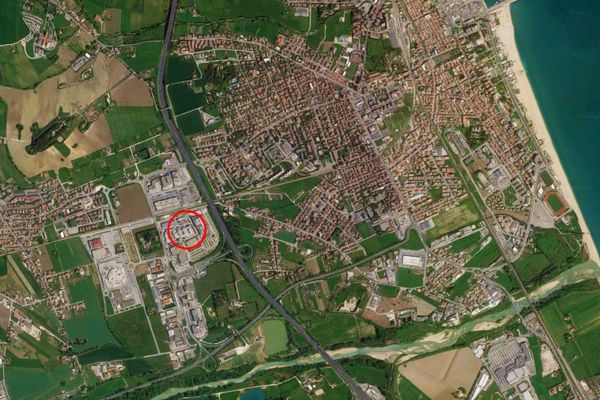 Immagine n0 - Planimetry - Aerial view - Asta 7769