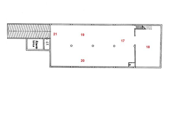 Immagine n0 - Planimetry - Basement - Asta 7772