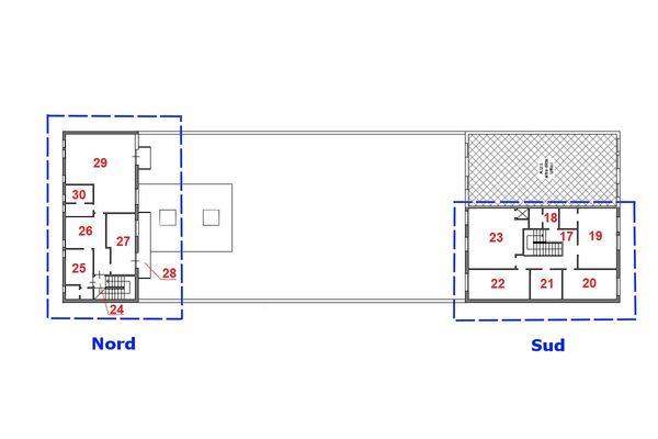 Immagine n1 - Planimetria - Piano primo - Asta 7785