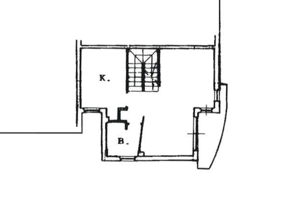 Immagine n2 - Planimetria - Piano primo - Asta 7786