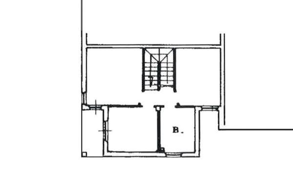 Immagine n3 - Planimetria - Piano secondo - Asta 7787