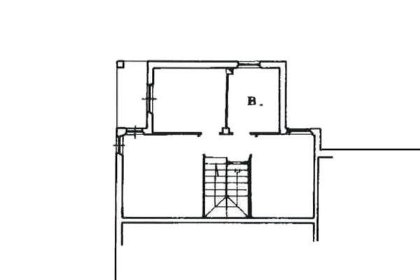 Immagine n3 - Planimetria - Piano secondo - Asta 7788