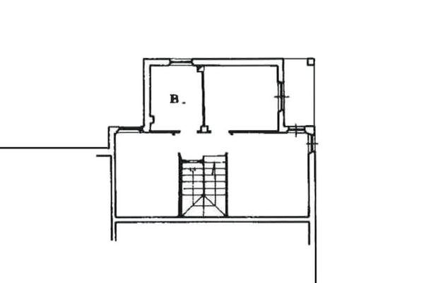 Immagine n3 - Planimetria - Piano secondo - Asta 7789